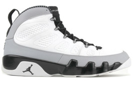 AIR JORDAN 9 RETRO BARON (SIZE 10)