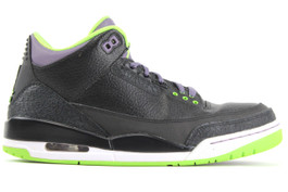 AIR JORDAN RETRO 3 JOKER 2013 (SIZE 11)