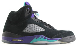 AIR JORDAN 5 RETRO BLACK GRAPE 2013 (SIZE 11)