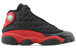AIR JORDAN 13 RETRO BRED 2013 SAMPLE