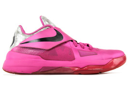 NIKE ZOOM KD IV (4) AUNT PEARL (SIZE 9.5)