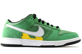NIKE DUNK LOW PRO SB GREEN TAXI (SIZE 12)