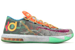 KD VI (6) PREMIUM WHAT THE KD (SIZE 11.5)