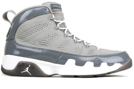 AIR JORDAN 9 RETRO COOL GREY (SIZE 11)