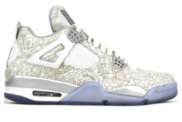 AIR JORDAN 4 RETRO LASER 2015 (SIZE 11)