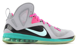 LEBRON 9 P.S. ELITE SOUTH BEACH (SIZE  8)