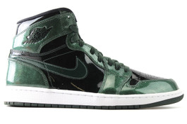 AIR JORDAN 1 RETRO HIGH GROVE GREEN (SIZE 11)