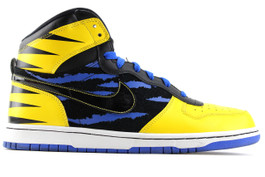 BIG NIKE HIGH QK WOLVERINE (SIZE 11)