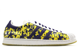 ADIDAS SUPERSTAR ANDY WARHOL (KAREEM SIGNED)