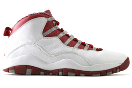 AIR JORDAN 10 RETRO RED (SIZE 11.5)