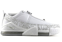 ZOOM LEBRON II (2) LOW METALLIC SILVER