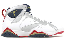 AIR JORDAN 7 RETRO OLYMPIC SAMPLE