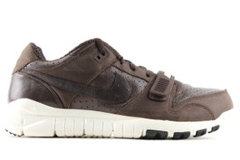 TRAINER DUNK LOW BROWN