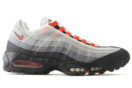 AIR MAX 95 SAFETY ORANGE 2009 (SIZE 10)
