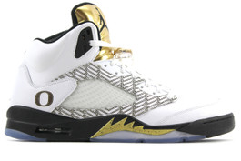 AIR JORDAN 5 RETRO OREGON PE