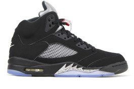 AIR JORDAN 5 RETRO OG METALLIC  2016 (SIZE 7.5)