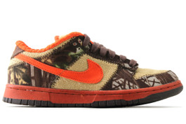 NIKE DUNK LOW PRO SB REESE FORBES HUNTER (SIZE 8)
