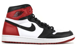 AIR JORDAN 1 RETRO HIGH OG BLACK TOE (SIZE 11.5)