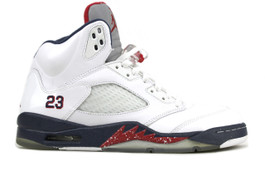 AIR JORDAN 5 RETRO INDEPENDENCE DAY (SIZE 12)