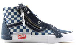 VANS SK8-HI CAP LX DRESS BLUE