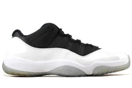 AIR JORDAN 11 RETRO LOW TUXEDO (SIZE 11.5)