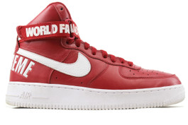AIR FORCE 1 SP SUPREME RED (SIZE 13)