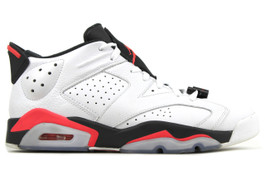 AIR JORDAN 6 RETRO LOW INFRARED (SIZE 10)