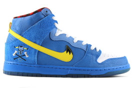 NIKE DUNK HIGH PREMIUM SB BLUE OX