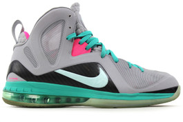 LEBRON 9 PS ELITE SOUTH BEACH (PRE-OWNED) (SIZE 12.5)