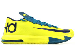 KD VI 6 SONIC YELLOW (PRE-OWNED) (SIZE 11.5)