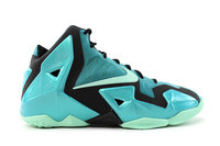 LEBRON XI (GS) SOUTH BEACH (SIZE 6Y)