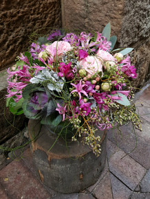pink sway (vase included)