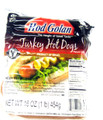 Hod Golan Turkey Hot Dogs