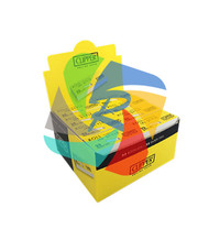 Clipper Roll-up Paper Tip Booklets Content - 80 pack (CL316)
