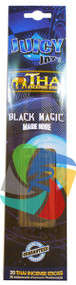 Juicy Jay's  Black Magic Incense Sticks - 12 pack (IN025)