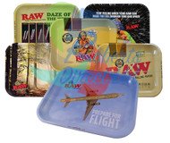 Special Edition Large RAW Rolling Trays.