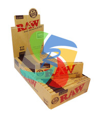 RAW PAPERS ¼ (Pack Size: 24) (SKU: RW004)
