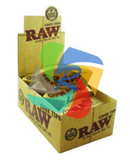 RAW CONE SHAPED TIPS (Pack Size: 24) (SKU: RW010)