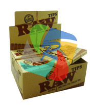 RAW PREROLLED TIPS (Pack Size: 20) (SKU: RW012)