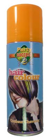 ORANGE SOLID TEMPORARY HAIR COLOUR - 125ml (Pack Size: 12) (SKU: HS007)