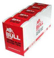 BULL BRAND ULTRA SLIMLINE FILTERS (Pack Size: 10) (SKU: BU009)