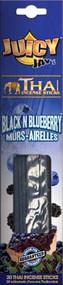 JUICY JAYS INCENSE BLACK N BLUEBERRY (Pack Size: 20) (SKU: IN002)