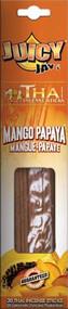 JUICY JAYS INCENSE MANGO PAPAYA (Pack Size: 20) (SKU: IN007)
