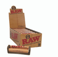 RAW HEMP PLASTIC ROLLER EXTRA APRON INCLUDED (12 PER BOX) (SKU: RW015)