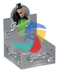 SMOKING KINGSIZE MASTER PAPER (BOX OF 50 BOOKLETS) (SKU: SM011)