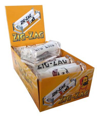 ZIG-ZAG - REGULAR PLASTIC ROLLING MACHINES (Pack Size: 12) (SKU: ZI008)