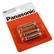 PANASONIC ZINC AAA PACK OF 4 (Pack Size: 12) (SKU: BT005)