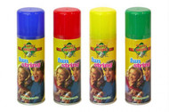 SILLY STRING 4 ASSORTED COLOURS (24 X 83 ml Cans) (SKU: SS001)