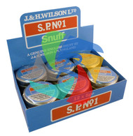 SP NO'1 (12 x 5 gram tins) (SKU: SN007)