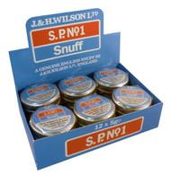 SP NO'1 (12 x 5 gram tins) (SKU: SN007)